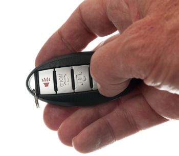 How To Change Battery in Nissan Key Fob