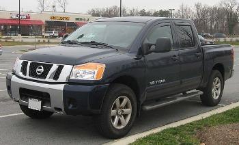 Nissan Titan Rear Differential Upgrade